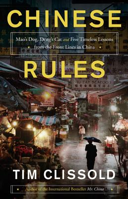 Chinese Rules By Clissold, Tim